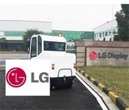 洁博士清扫车合作客户-LG