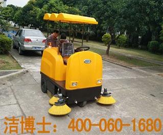 电动扫地车合作案例-东莞市东江水务有限公司
