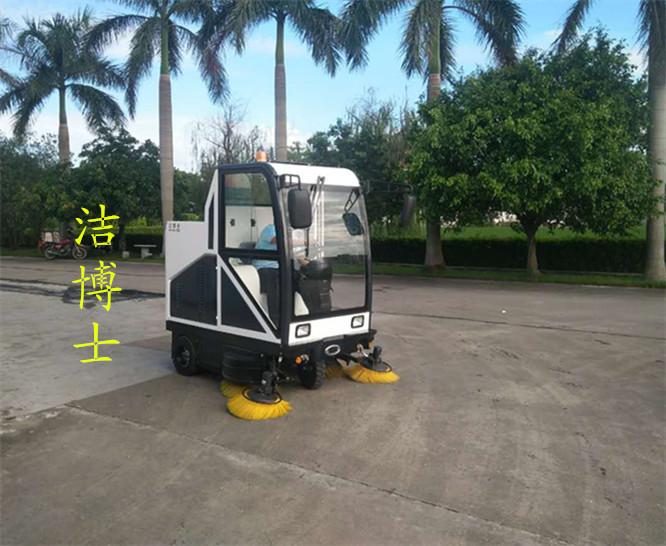 北京京南风景园林绿化——扫地车