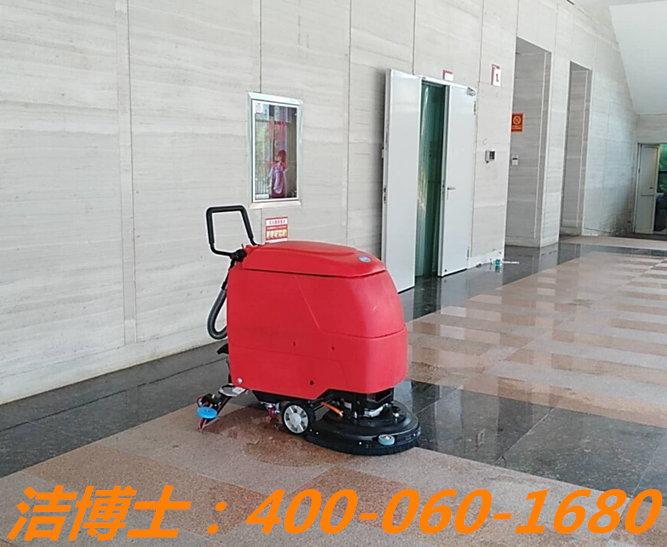 洁博士洗地机客户案例——广东广青金属科技有限公司