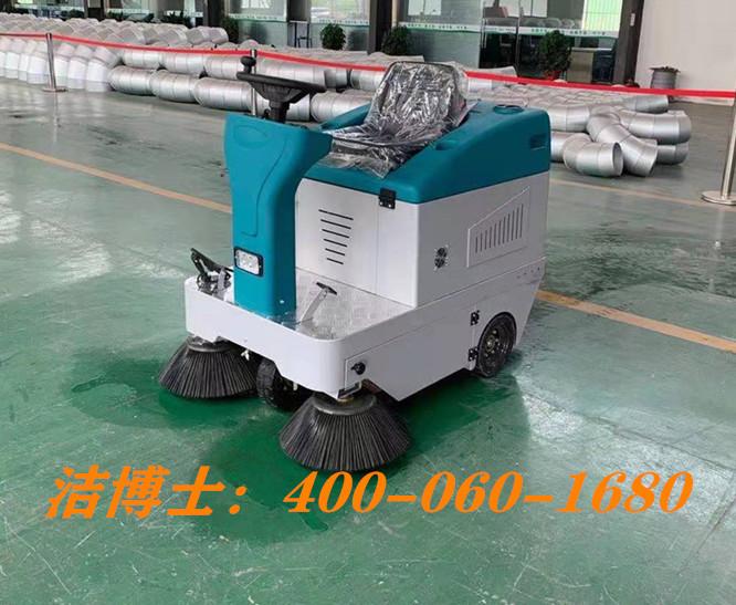 洁博士驾驶扫地机客户案例-贵州东霖前湖农业发展有限公司