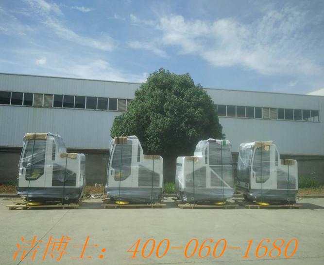 洁博士驾驶扫地机用户案例——北京协宏昌达清洁有限公司