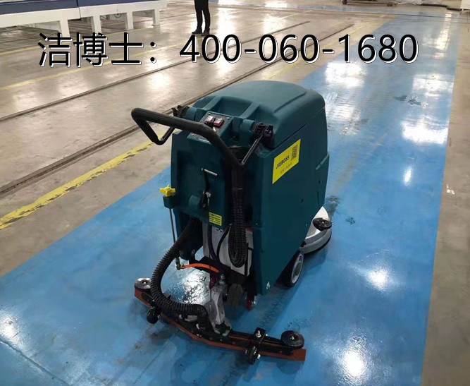 洁博士手推洗地机客户案例—重庆锋仪机械制造有限公司