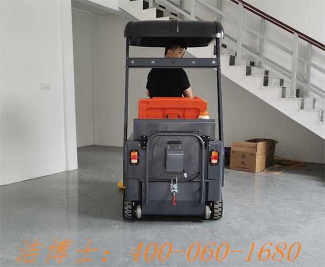 洁博士驾驶扫地机客户案例—曲沃县福生源物业服务有限公司