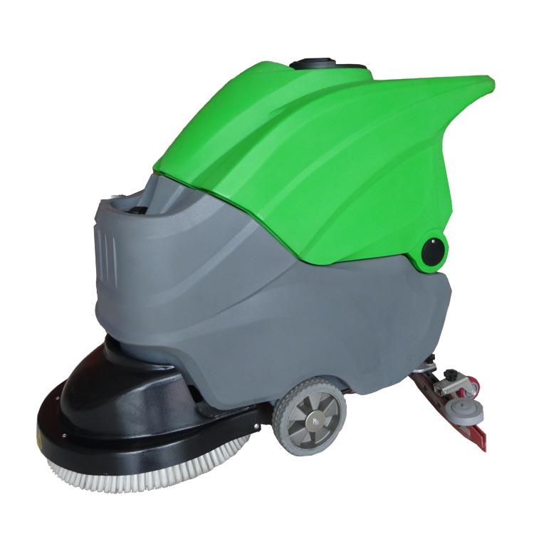 潔博士手推式智能洗地機680