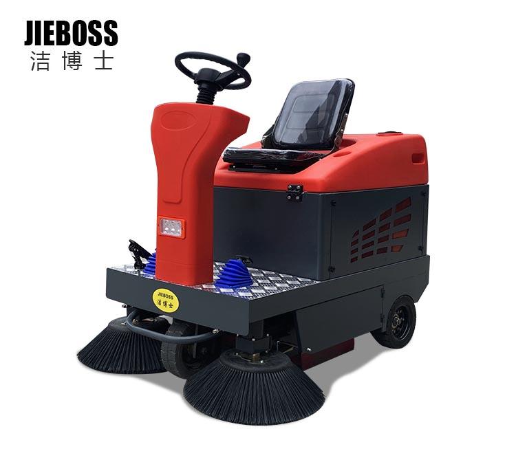 驾驶式后驱动电动扫地车1250