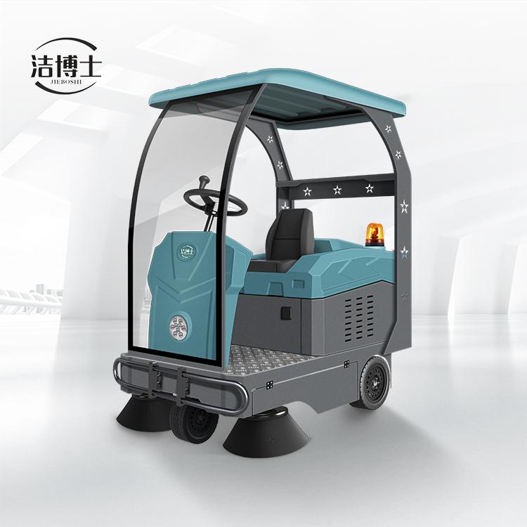 全自动驾驶式电动扫地车1580